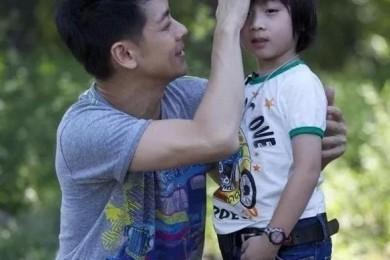 不老男神的儿子Kimi改变也太大了10岁近照曝出帅到差点认不出